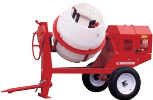 Where to find MIXER, CEMENT TOW 9CF GAS 2BAG in Morristown