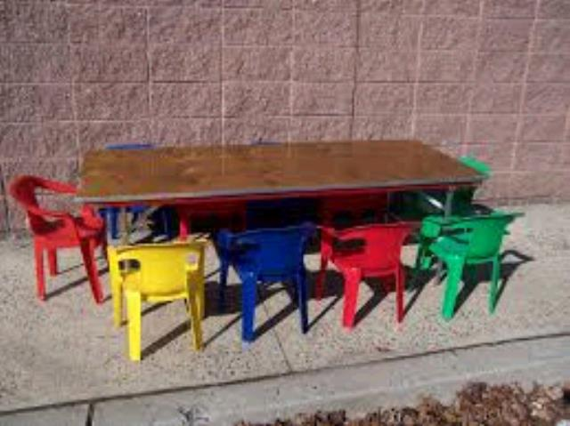 Where To Find TABLE, CHILD S, 6FT BY 30IN In Morristown ...