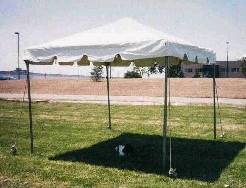Where to find TENT, FRAME 10  X 10  FIESTA in Morristown