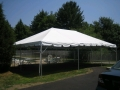 Rental store for TENT, FRAME 20  X 30  FIESTA in Morristown NJ