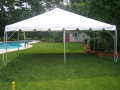 Where to rent TENT, FRAME 20  X 20  FIESTA in Morristown NJ