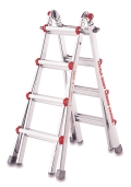 Where to rent LADDER, STEP  9  ADJUSTABLE in Morristown NJ