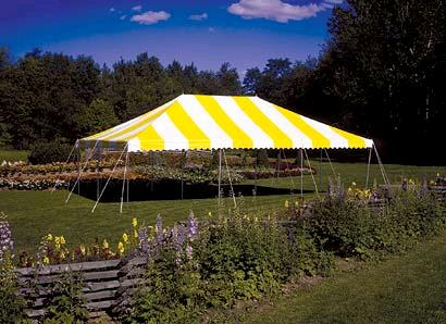 Where to find CANOPY, 20 X 30 YELLOW WHITE in Morristown