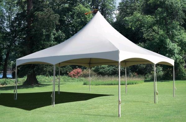 Where to find TENT, FRAME 20  X 20  GENIE in Morristown