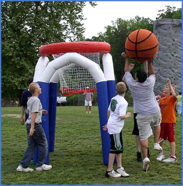Where to find MONSTER BASKETBALL JR in Morristown