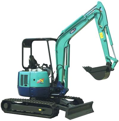Where to find EXCAVATOR, MINI 35NX IHI in Morristown