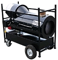 Where to rent HEATER, DIESEL 200K BTU IND in Morristown NJ