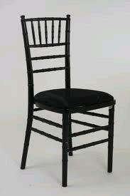 Where to find CHAIR, CHIAVARI, BLACK in Morristown