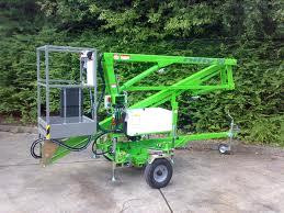 Where to find NIFTY TOWABLE 34FT BOOM LIFT in Morristown