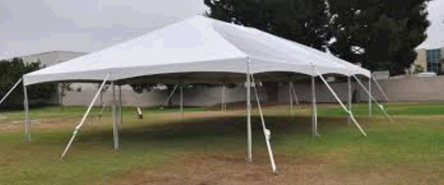 Where to find TENT, FRAME 30 X 40 AZTEC in Morristown