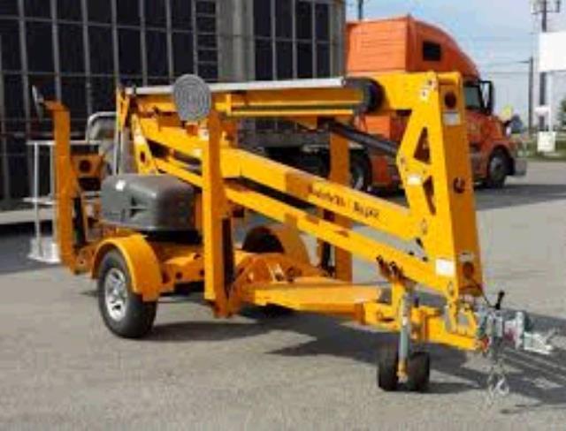 Bil Jax Scaffolding Parts : Lift biljax tow boom ft rentals morristown nj where to