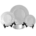 Where to rent DINNER PLATE, WHITE, RIMMED in Morristown NJ