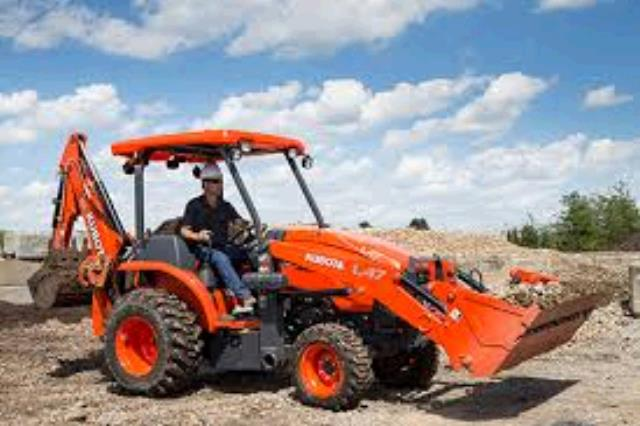 Where to find KUBOTA, L47 TRACTOR LOADER BACKHOE in Morristown