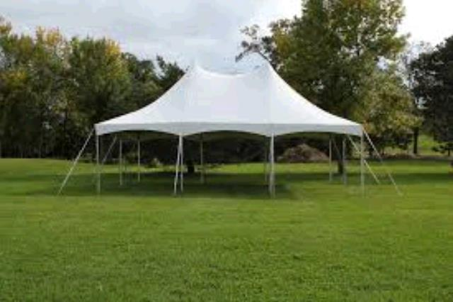 Where to find TENT, FRAME 20 BY 30 AZTEC in Morristown
