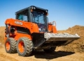 Where to rent SKID STEER, KUBOTA, WHEEL SSV65 in Morristown NJ