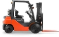 Where to rent FORKLIFT, TOYOTA in Morristown NJ
