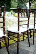 Where to rent CHAIR, CHIAVARI, MAHOGANY in Morristown NJ