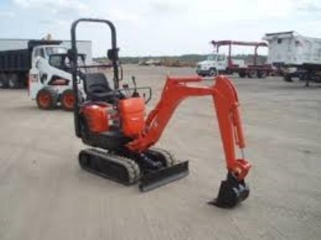 Where to find EXCAVATOR, MINI, KUBOTA 8 in Morristown
