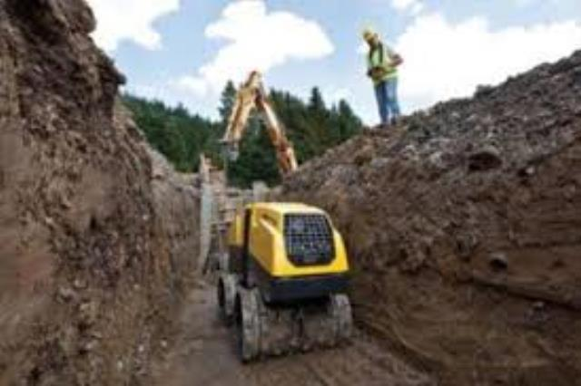 Where to find TRENCH ROLLER, BOMAG, in Morristown