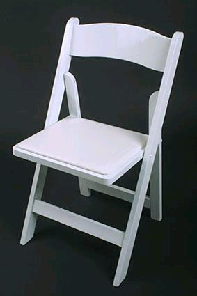 Where to find CHAIR, WHITE WOOD in Morristown
