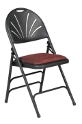 Where to rent CHAIR, CONFERENCE BLACK in Morristown NJ