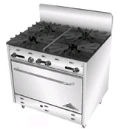 Where to rent STOVE, COMM. 4 BURNERS PROPANE in Morristown NJ