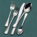 Where to rent FLATWARE FORK, SALAD SILVERPL in Morristown NJ