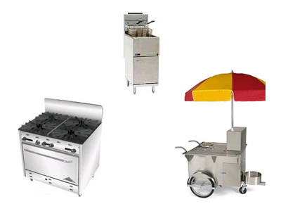 Rent Food Prep And Cooking Equipment