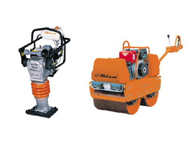 Compaction equipment rentals in Morris Plains New Jersey, Cedar Knolls, Madison NJ, Morristown NJ